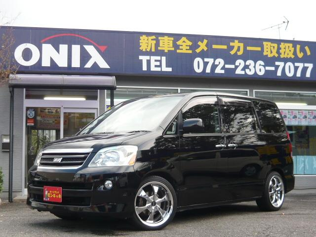 トヨタ X LTD フルセグHDD GAB車高調 18AW 両Pスラ