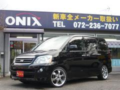 ノアX LTD フルセグHDD GAB車高調 18AW 両Pスラ