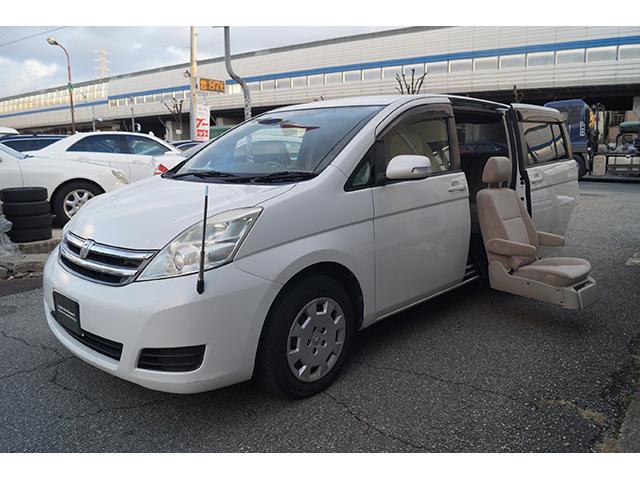 トヨタ Lサイドリフトアップシート車 パノラマタイプAタイプ