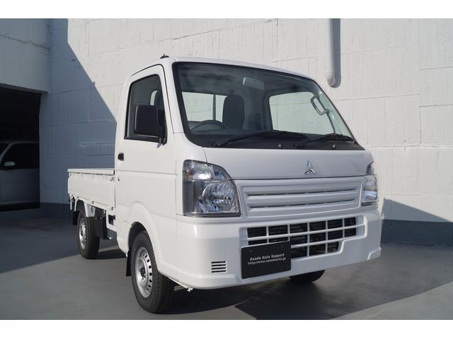 三菱 M パワステ エアコン 届出済未使用車