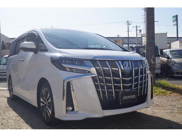 トヨタ 2.5S Cパッケージ 新車未登録 サンルーフ 11ナビ