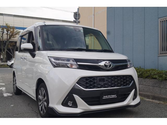 トヨタ カスタムG-T スマアシ 新品ナビ