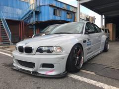 BMWPANDEMデモカー E46 M3後期 6MT