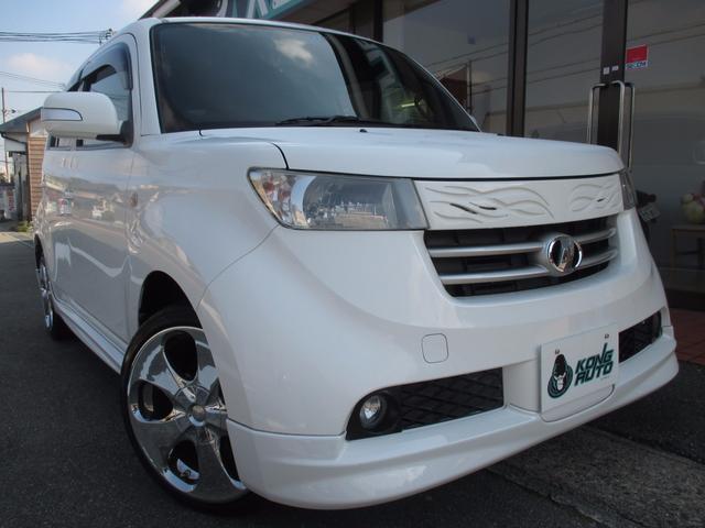 トヨタ S ガーネットエディション 17AW ナビ地デジ フルエアロ