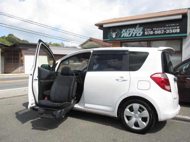 トヨタ G ウェルキャブ助手席電動リフトアップ リモコン付き
