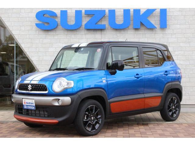 「スズキ」「クロスビー」「SUV・クロカン」「奈良県」の中古車