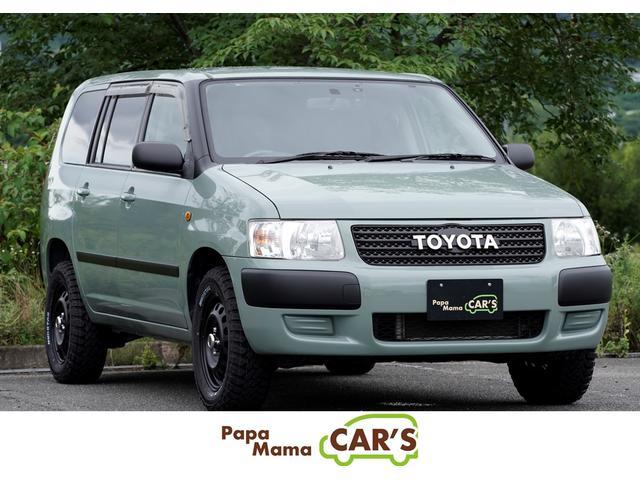 トヨタ サクシードワゴン TX Gパッケージ オリジナルカラー