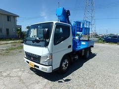 キャンター高所作業車アイチSS10ANOX適合