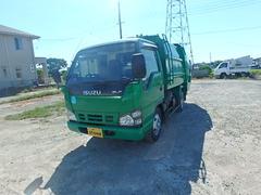 エルフトラック2tプレスパッカー車