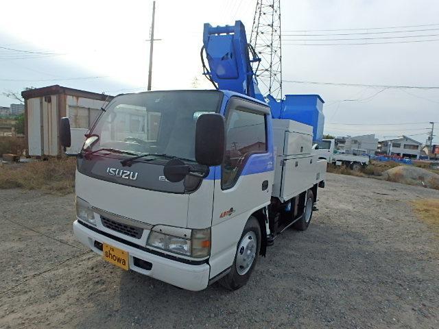 いすゞ 高所作業車アイチ製SK10A