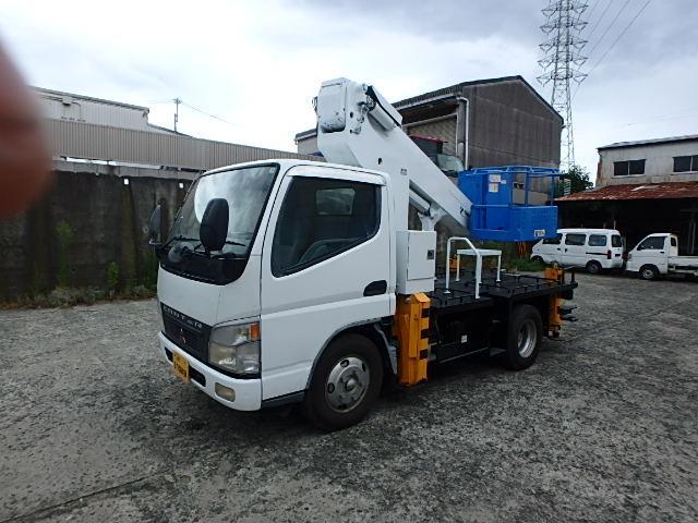 三菱ふそう タダノ製AT121TG12M高所作業車