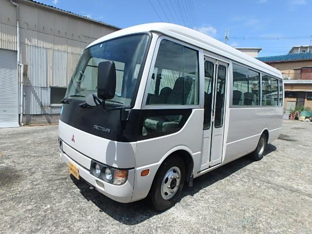 三菱ふそう 26人乗りマイクロバス