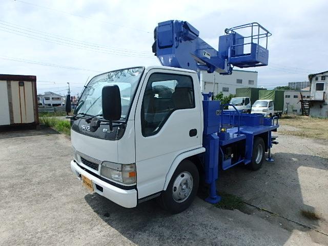 いすゞ 12m高所作業車 タダノAT-121TG