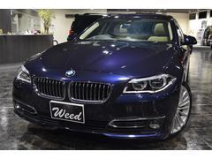 BMWアクティブハイブリッド5 ラグジュアリー レザー サンルーフ