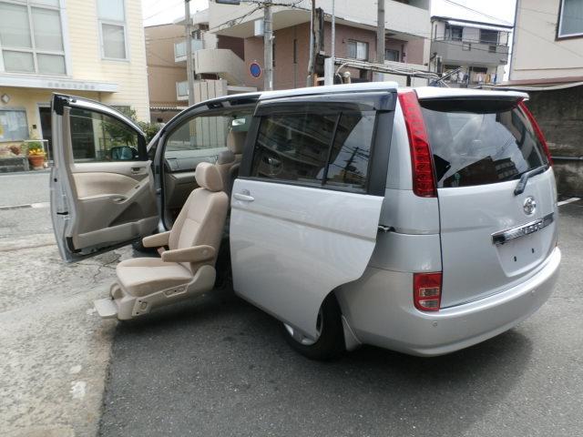 「トヨタ」「アイシス」「ミニバン・ワンボックス」「兵庫県」の中古車