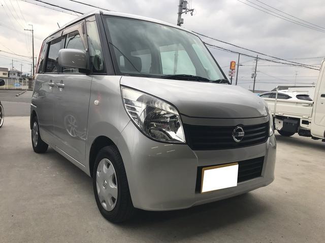 日産 ナビ TV ETC スマートキー 軽自動車 シルバー