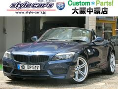 BMW Z4sDrive23i 新品タイヤ ナビ Bカメ フルセグTV