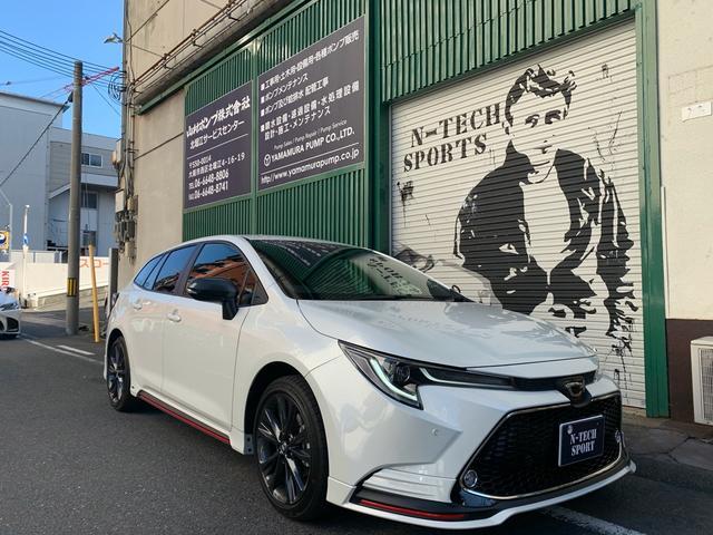 「トヨタ」「カローラツーリング」「ステーションワゴン」「大阪府」の中古車