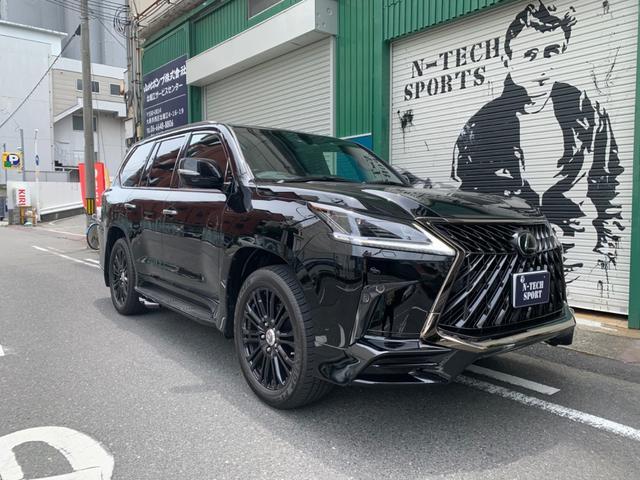 LX(レクサス) LX570ブラックシークエンス 中古車画像