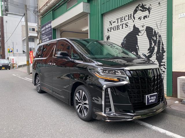 「トヨタ」「アルファード」「ミニバン・ワンボックス」「大阪府」の中古車