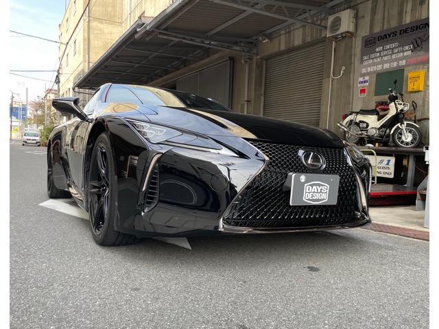 """LC(レクサス) LC500 アビエーション 特別仕様車 限定70台 """"AVIATION"""" 中古車画像"""