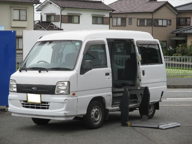 スバル 福祉車両