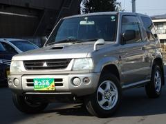 パジェロミニV ターボ 4WD 純正アルミ ABS WSRSエアバッグ