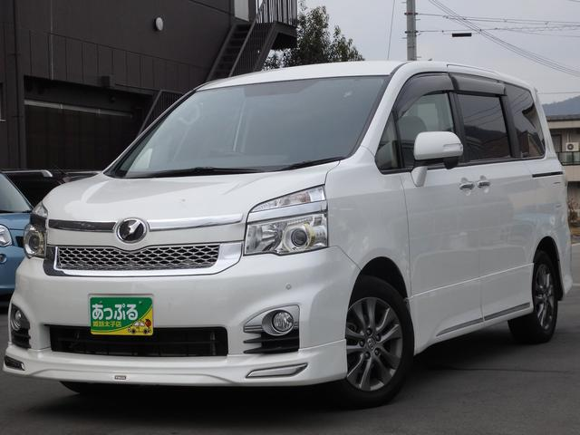 トヨタ ZS 煌Z 純正8型ナビ純正大型フリップダウン 両側電動ドア