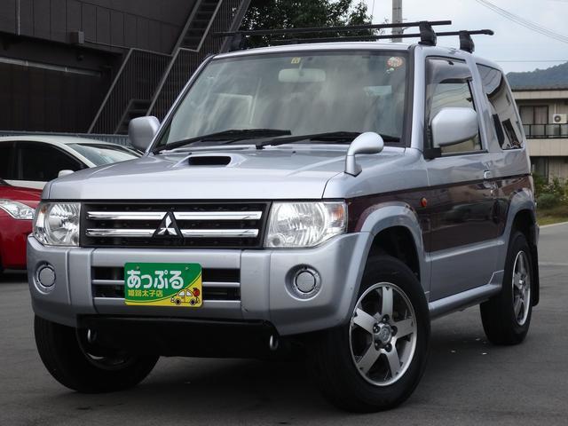 三菱 VR 社外ナビ ターボ 4WD ETC ワンオーナー