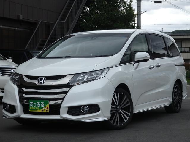ホンダ アブソルート・EXあんしんPKG シティーブレーキ 両側電動
