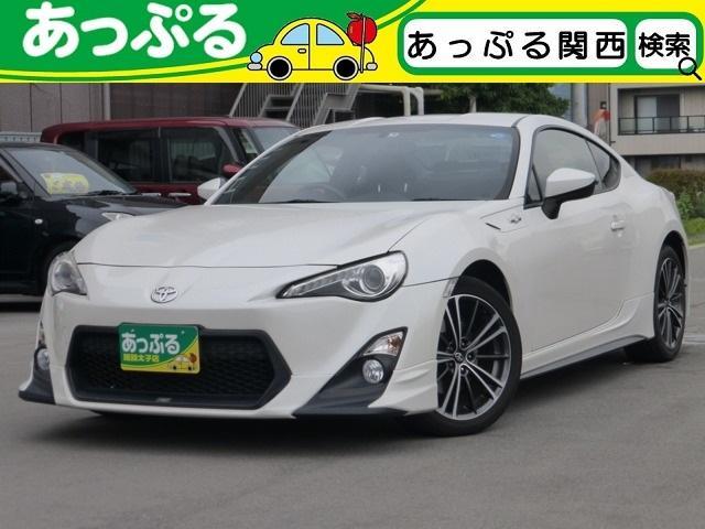 トヨタ GT6MT TRDエアロ リアウイング 柿本改マフラー純ナビ