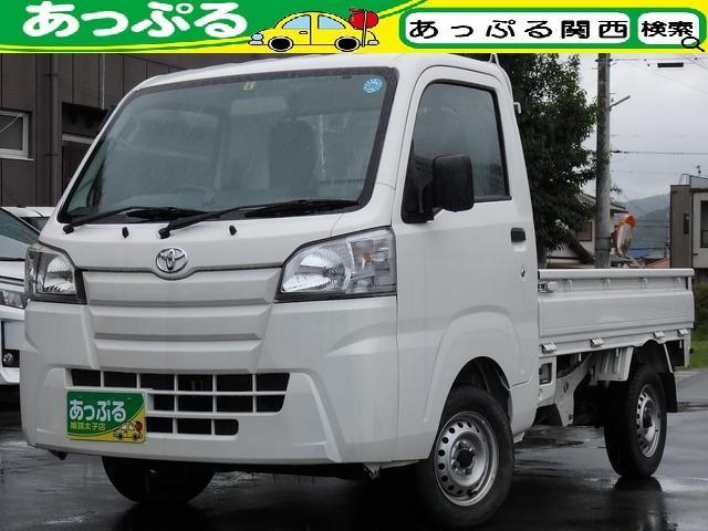 トヨタ スタンダード パートタイム4WD SDナビ Bカメラ ETC