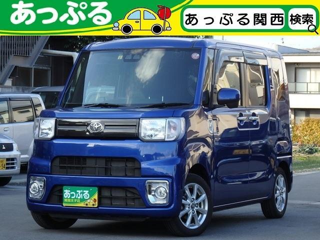 トヨタ L SAIII4WDワンオーナー ナビBカメラETC両側電動