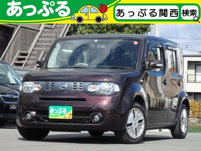 日産 15X Vセレ ロルブー ワンオーナー純正ナビBカメラETC