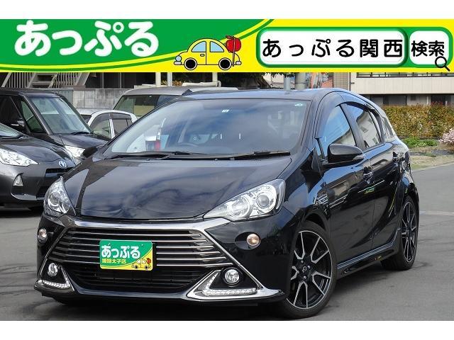 トヨタ G G's 禁煙車 SDナビ フルセグ DVD再生 BT対応 録音機能 ETC スマートキー HIDオートライト 専用装備充実