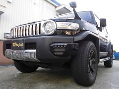 FJクルーザーブラックカラーパッケージ 4WD ワンオーナー 禁煙車
