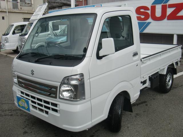 スズキ 農繁スペシャル 4WD 5MT 未使用車