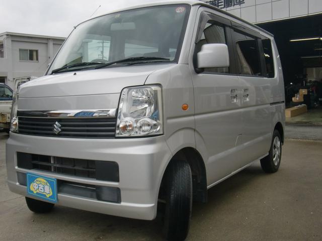 スズキ エブリイワゴン JP 5MT 2WD
