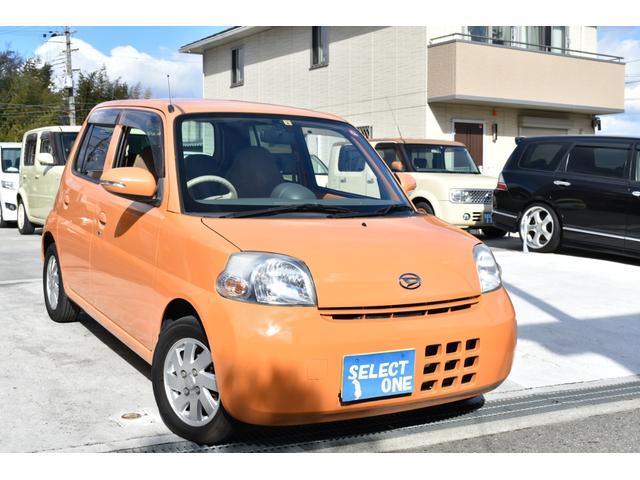 ダイハツ エッセ X ウィルス除菌車 ウィンカーミラー/リモコンキー/両席用バニティミラー/電動格納