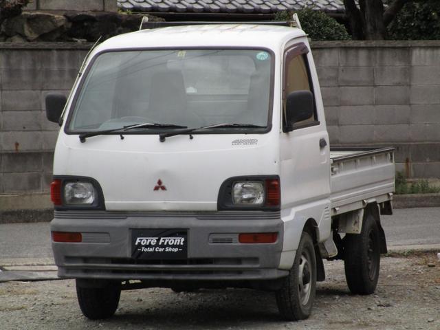 三菱 ベースグレード4WD 4MT