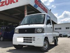 ミニキャブトラック4WD 5MT 軽トラック 2名乗り