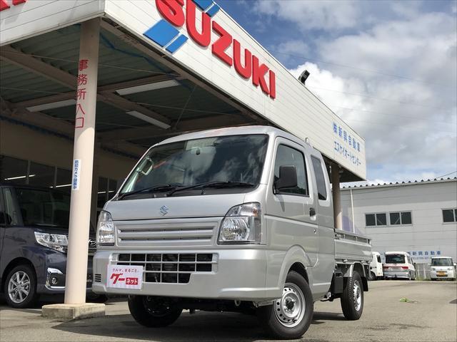 スズキ L 4WD 5速MT 車検令和2年5月 エアコン 軽トラック