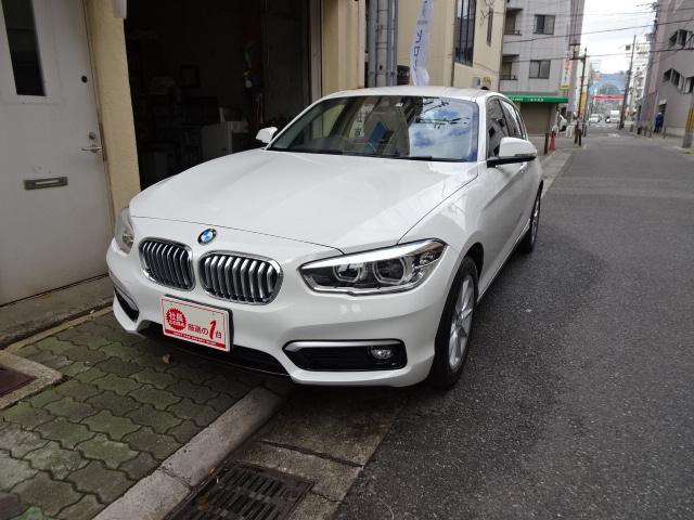 BMW 118d スタイル コンフォートプラスPG