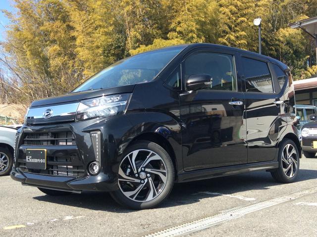 ダイハツ カスタム RS ハイパーSAIII 軽自動車 キーフリー