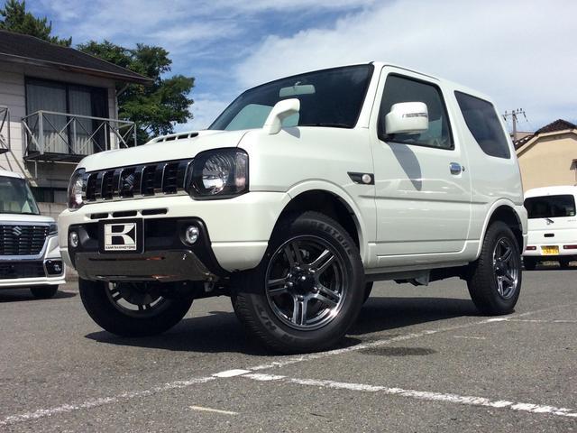 スズキ ランドベンチャー 4WD 軽自動車 SUV 10型