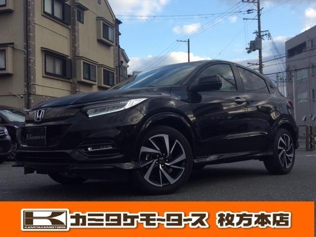 中古車】ホンダ ヴェゼル RS・ホンダセンシング SUV・キー