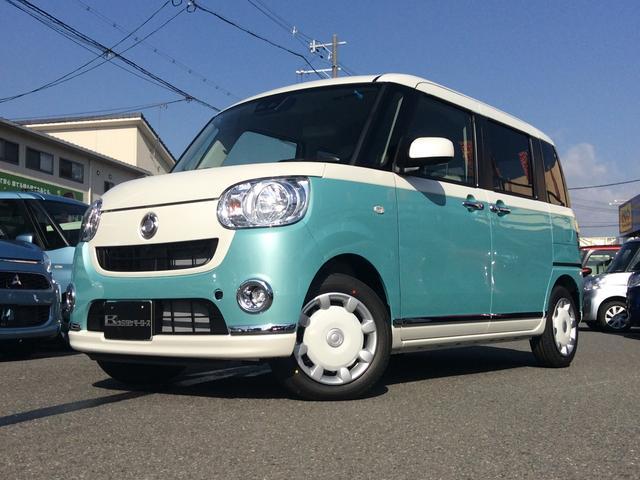 ダイハツ Xメイクアップリミテッド SAIII 軽自動車 両側電動