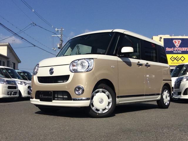 ダイハツ Gメイクアップリミテッド SAIII 軽自動車 両側電動