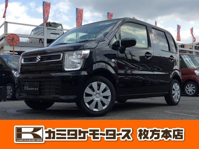スズキ FA 軽自動車・キーレス・電動格納ミラー