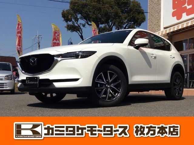 マツダ XD プロアクティブ ディーゼルターボ SUV車・キーフリー